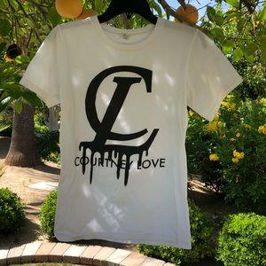 courtney Love Shirts - Courtney Love concert tee S